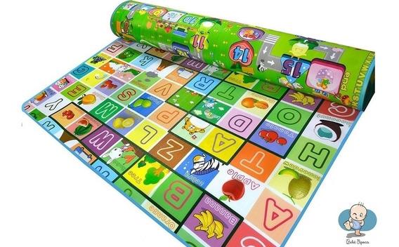 Tapete Atividades Criança Térmico Impermeável Pista Números
