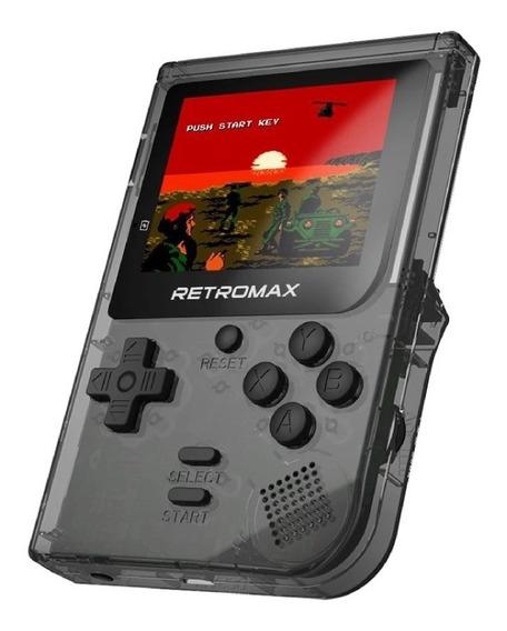 Retromax 8 Bit Mini Handheld Game Console Embutido 181 Jogos