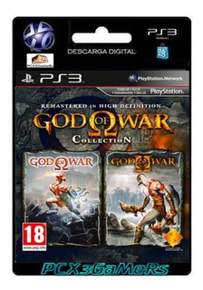 Ps3 Juego God Of War Collection Pcx3gamers