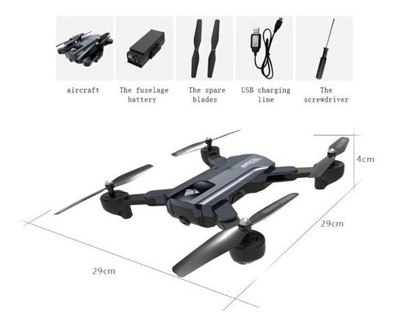 Drone F196 Sg900, 23min Vôo, Hd 720p, Wifi Fpv, App 150mts
