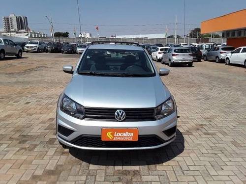 Imagem 1 de 9 de Volkswagen Saveiro 1.6 Msi Trendline Cs 8v Flex 2p Manual