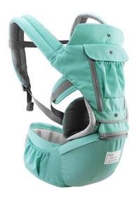 Canguru Ergonômico Bebê Carrier Infantil (20 Kg) 4 Posições