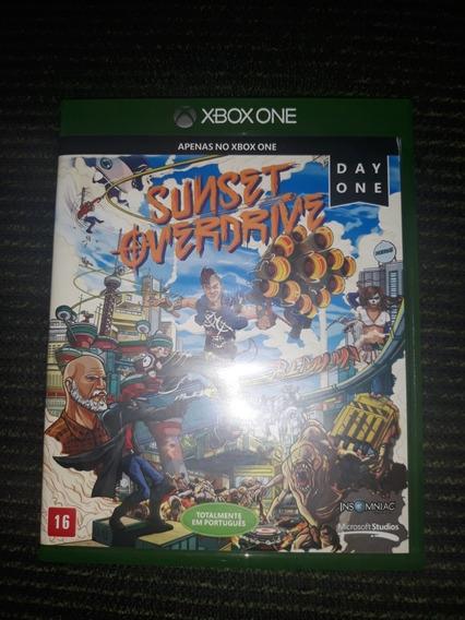 Sunset Overdrive Jogo Para Xbox One