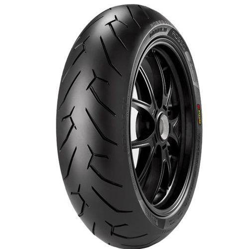 Pneu Pirelli 180/55-17 Diablo Rosso Ii 73w