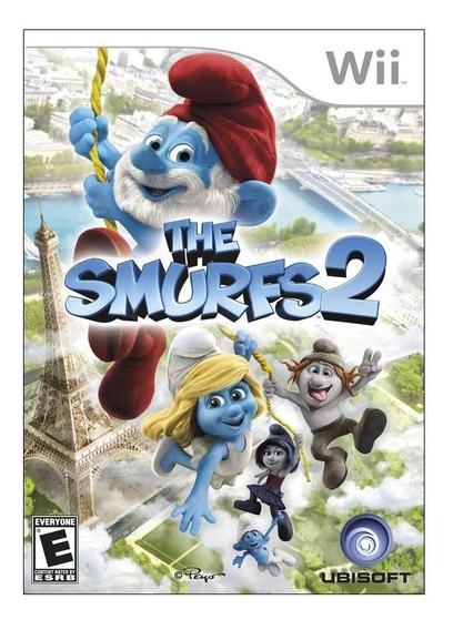 The Smurfs 2 - Jogo Wii Original Mídia Fisica