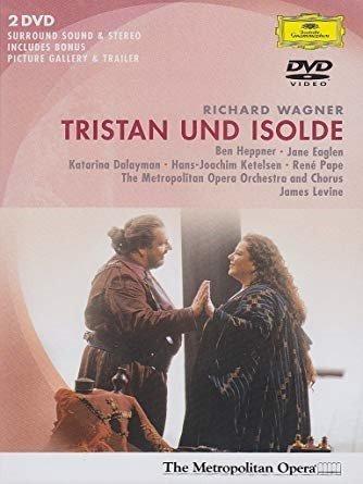 Tristan E Isolda Richard Wagner Dvd Metropolitan Opera House