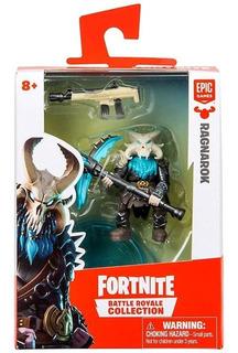 Fortnite - Figura (5 Cm) Articulada + 2 Armas + Base