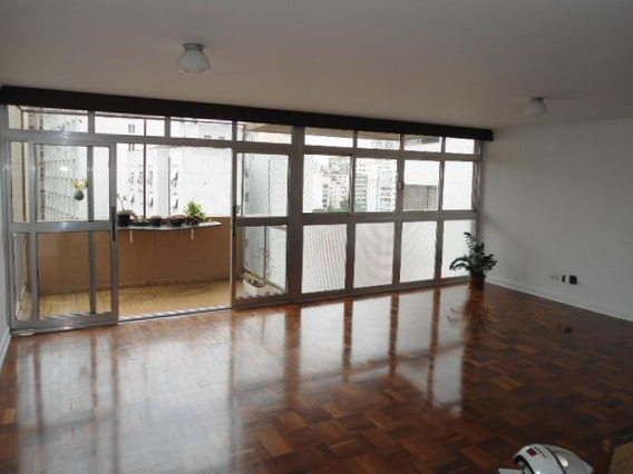 Apartamento Em Bela Vista, São Paulo/sp De 190m² 3 Quartos Para Locação R$ 3.500,00/mes - Ap460436