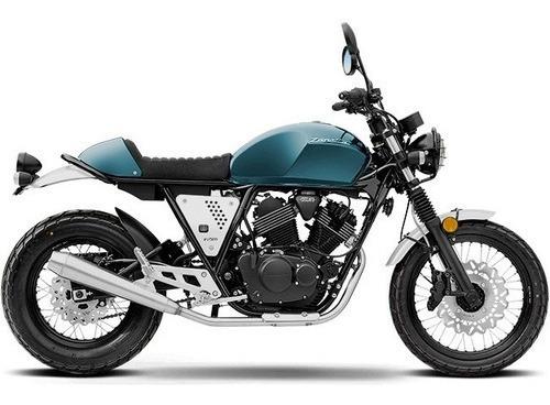 Zanella Ceccato 250 - V250i Motozuni Exclusivo