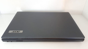 Notebook Acer Pentium 4 Gb Ram 320 Hd - Semi-novo