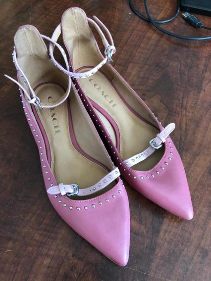 Zapato Coah Original Rosa De Piso