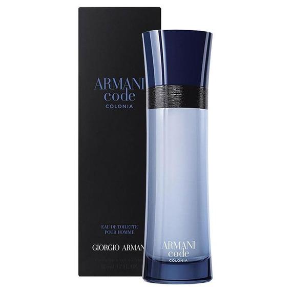 Perfume Giorgio Armani Code Colonoia Edt 125ml