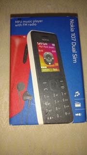 Celular Nokia 107 Dual Sim (raridade - Novo)
