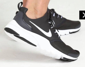 Tenis Nike Air Presto Black & White