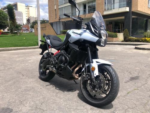 Kawasaki Versys 650 Modelo 2013