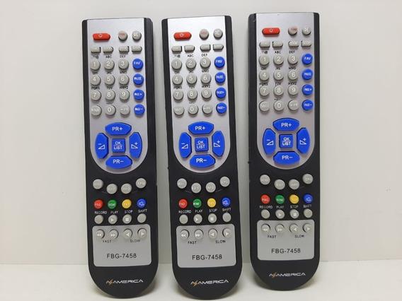 Controle Remoto Para Receptor S920 S922
