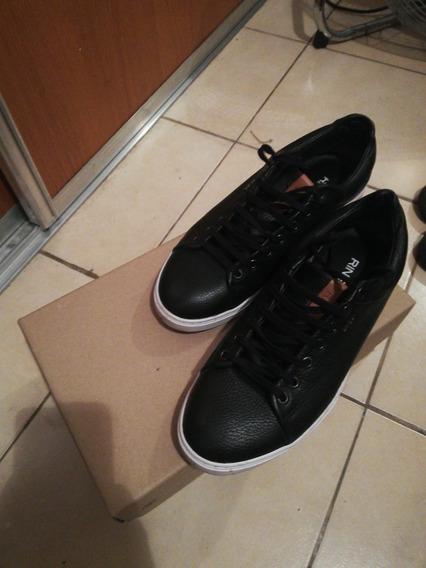Zapatillas Ringo Cuero Originales 43