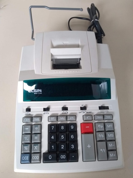 Calculadora De Mesa Elgin