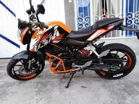 Ktm Duke 200 Moto Naked