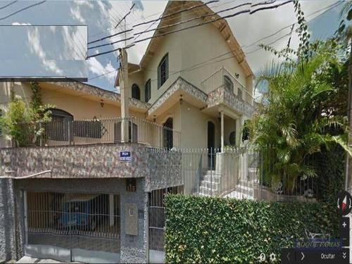 Casa Residencial À Venda, Vila Quitaúna, Osasco - Ca0252. - Ca0252