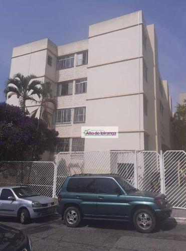 Apartamento Com 2 Dormitórios À Venda, 56 M²  Jardim Da Glória - São Paulo/sp - Ap5454