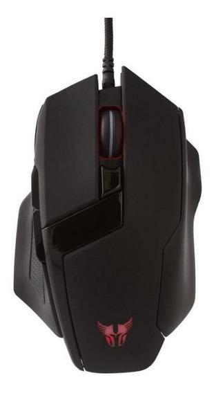Mouse Usb Argom Gaming Combate Ms41 3200 Dpi Arg-ms-2041bk