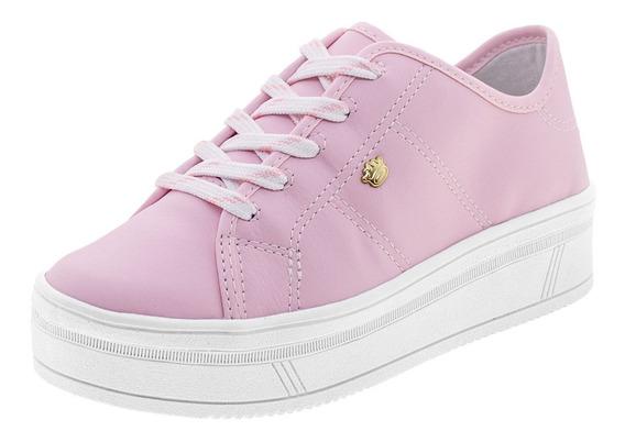 Tênis Infantil Feminino Pink Cats - V0424 Rosa