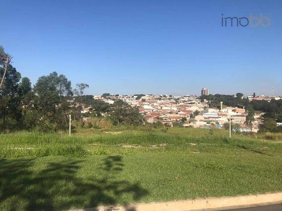 Terreno À Venda, 386 M² Por R$ 130.000 - Residencial Central Parque - Salto/sp - Te1837