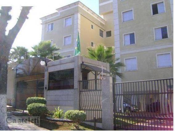 Apartamento Residencial Para Locação, Vila Industrial, Campinas. - Ap5005