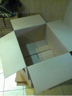 Caixa Papelão Triplex Grande - Super Reforçada