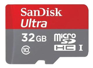 Cartão de memória SanDisk SDSQUNC-032G Ultra 32GB