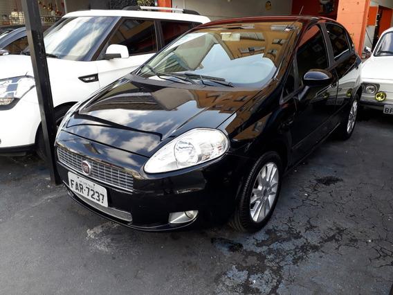 Fiat Punto 1.6 16v Essence - 2012