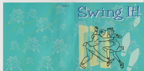 Cd Swing It 2000 Abril Music