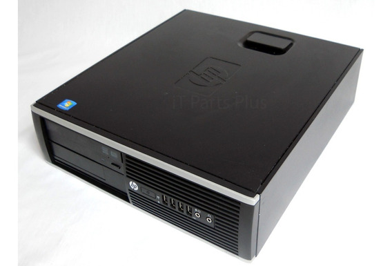 Computador Desktop Hp Elite Intel 4gb Ddr3 250gb W10 Pro