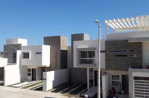 Casa Nueva En Venta Fracc. Vistalta, Boca Del Rio, Ver