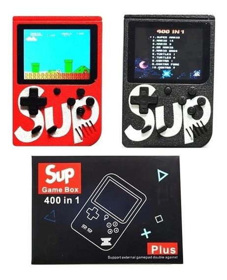Vídeo Sup Game Box Retro Plus Super Mini 400 Jogos Portátil