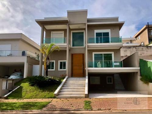 Sobrado Com 4 Dormitórios À Venda, 450 M² Por R$ 2.200.000 - So0177