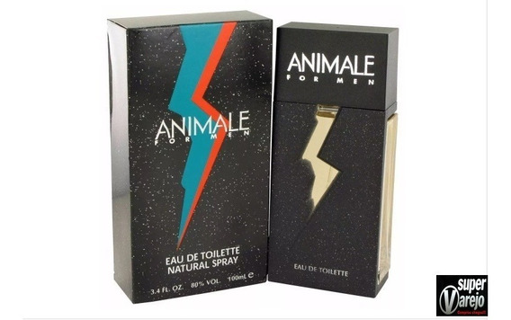 Animale For Men Promoção Original 100ml. Lacrado