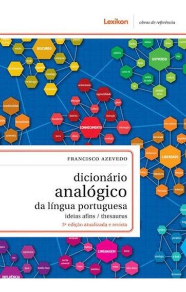Dicionario Analogico Da Lingua Portuguesa
