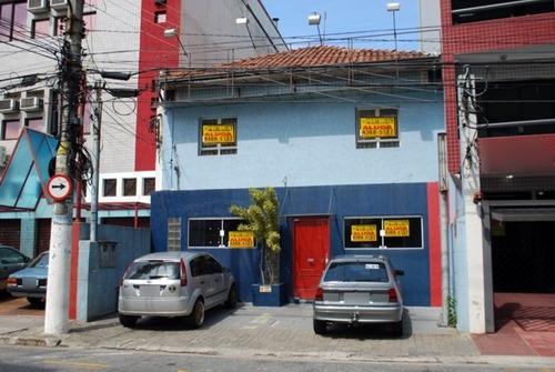 Conjunto Coml Rudge Ramos Prox Ao Mercado Municipal - 1033-9804