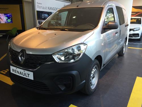 Renault Kangoo Confort 5 Asientos Stock Fisico Año 2021 (ma)
