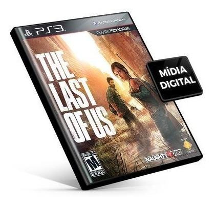 The Last Of Us Ps3 Game Original Jogo Dublado Português