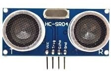 Sensor De Distância Ultrassônico Hc-sr04 Arduino Pic Avr Pc