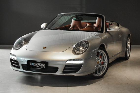 Porsche 911 3.8 Carrera 4s Cabriolet 6 Cilindros 24v
