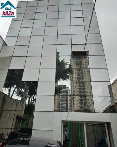 Prédio Comercial No Miolo Do Ipiranga Com 3 Andares - Excelente Oportunidade De Investimento - Pt00001 - 68821414