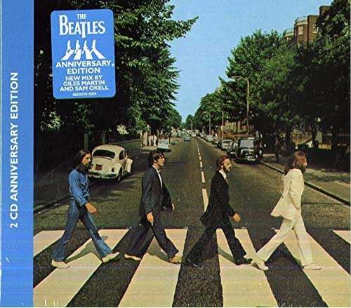 The Beatles - Abbey Road Anniversary Edition -  2 Discos Cd
