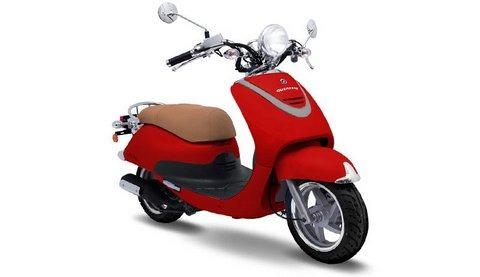 Guerrero Gsl 150 Andiamo Custom 0km Scooter Motos Ap