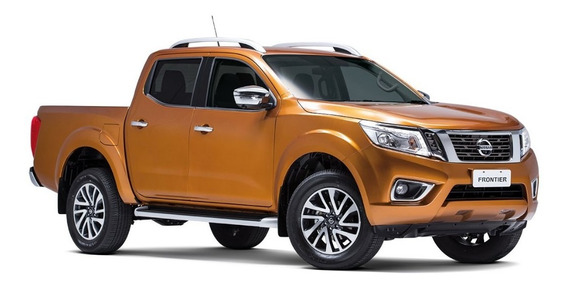 Nissan Frontier Le At 4x4 Nacional