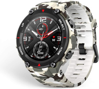 Smartwatch Amazfit T-rex Amoled Gps Lacrado Global Original