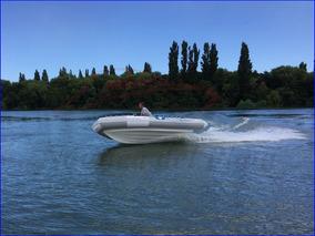 Sea Runner 520 Motor Mercury 90 Hp 4 Tiempos Inyeccion